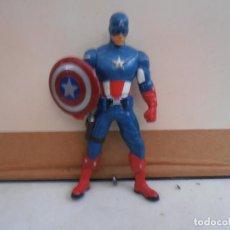 Figuras y Muñecos Marvel: FIGURA ARTICULADA - CAPITAN AMERICA - HASBRO . Lote 134794098