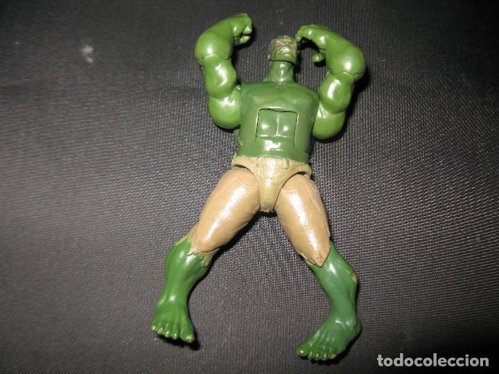 HULK MARVEL HASBRO 2011 (Juguetes - Figuras de Acción - Marvel)