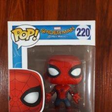 Figuras y Muñecos Marvel: FUNKO POP! - SPIDER-MAN - HOMECOMING - FUNKO 220 - SPIDERMAN - NUEVA A ESTRENAR. Lote 120028631