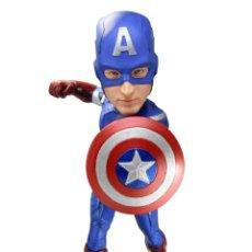 Figuras y Muñecos Marvel - Figura Capitan America Headknocker Neca Marvel the avengers - 137653150