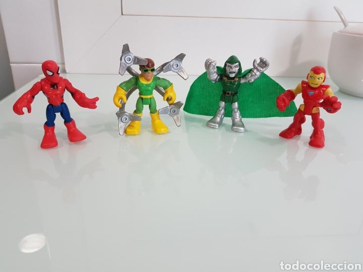 LOTE SUPERHEROES MARVEL (Juguetes - Figuras de Acción - Marvel)