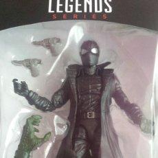 Figuras y Muñecos Marvel: MARVEL LEGENDS VENGADORES SPIDERMAN FIGURA SPIDERMAN NOIR NUEVA. Lote 138132902