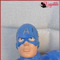 Figuras y Muñecos Marvel: FRA2 52 - MARVEL - MVLFFLLC 2012 - CAPITAN CAPTAIN AMERICA - 25 CM. Lote 138657154