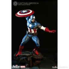 Figuras y Muñecos Marvel: CAPTAIN AMERICA XM STUDIOS ESCALA 1:6 ESTADO NUEVO MIRE MIS OTROS ARTICULOS PRECIO NEGOCIABLE. Lote 138722214