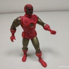 Figuras y Muñecos Marvel: 1118- FIGURA 9 CMS IRON MAN PVC MARVEL AÑO 1987 Nº 48 . Lote 139460146