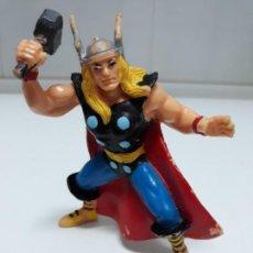 Figuras y Muñecos Marvel: FIGURA DE GOMA THOR MARVEL YOLANDA 1996. Lote 139397874