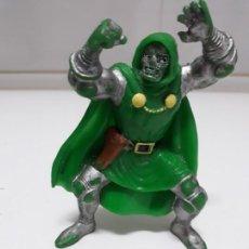 Figuras y Muñecos Marvel: FIGURA DE GOMA DOCTOR MUERTE MARVEL YOLANDA 1996. Lote 139398162