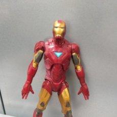 Figuras y Muñecos Marvel: FIGURA DE ACCION ARTICULADA TAMAÑO MEDIANO IRON MAN MARVEL VENGADORES. Lote 140026946