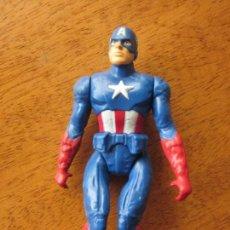 Figuras y Muñecos Marvel: FIGURA ARTICULADA PVC CAPITAN AMERICA. MARVEL. Lote 142779062
