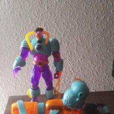 Figuras y Muñecos Marvel: DC OCTOPUS DEEP SEA + WATER GUN TOY BIZ SPIDERMAN RARA. Lote 143049754