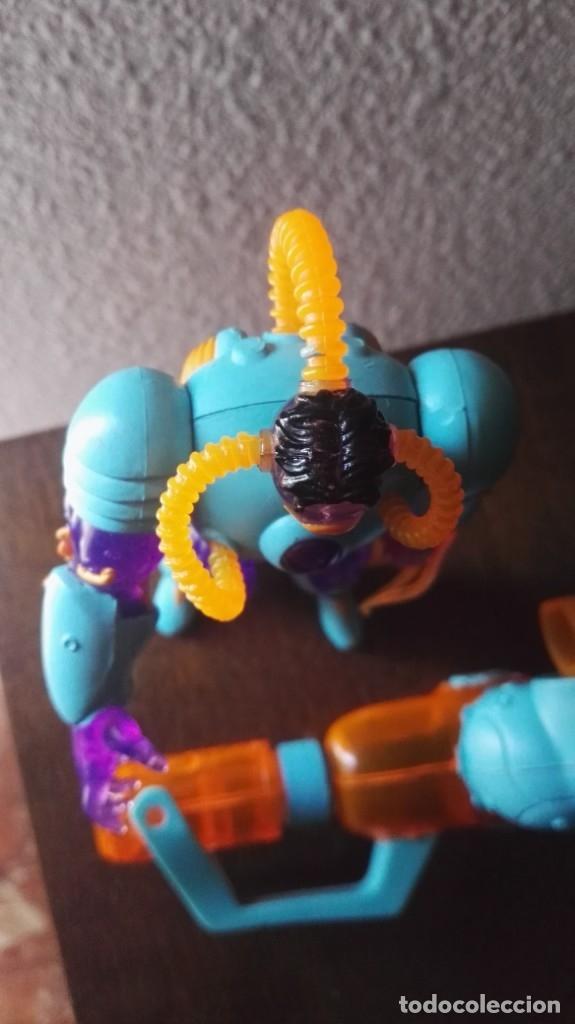 Figuras y Muñecos Marvel: dc octopus deep sea + water gun toy biz spiderman RARA - Foto 5 - 143049754