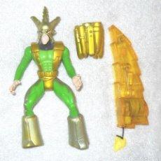 Figuras y Muñecos Marvel: MARVEL FIGURA ELECTRO ENEMIGO SPIDERMAN TOY BIZ. Lote 143096118