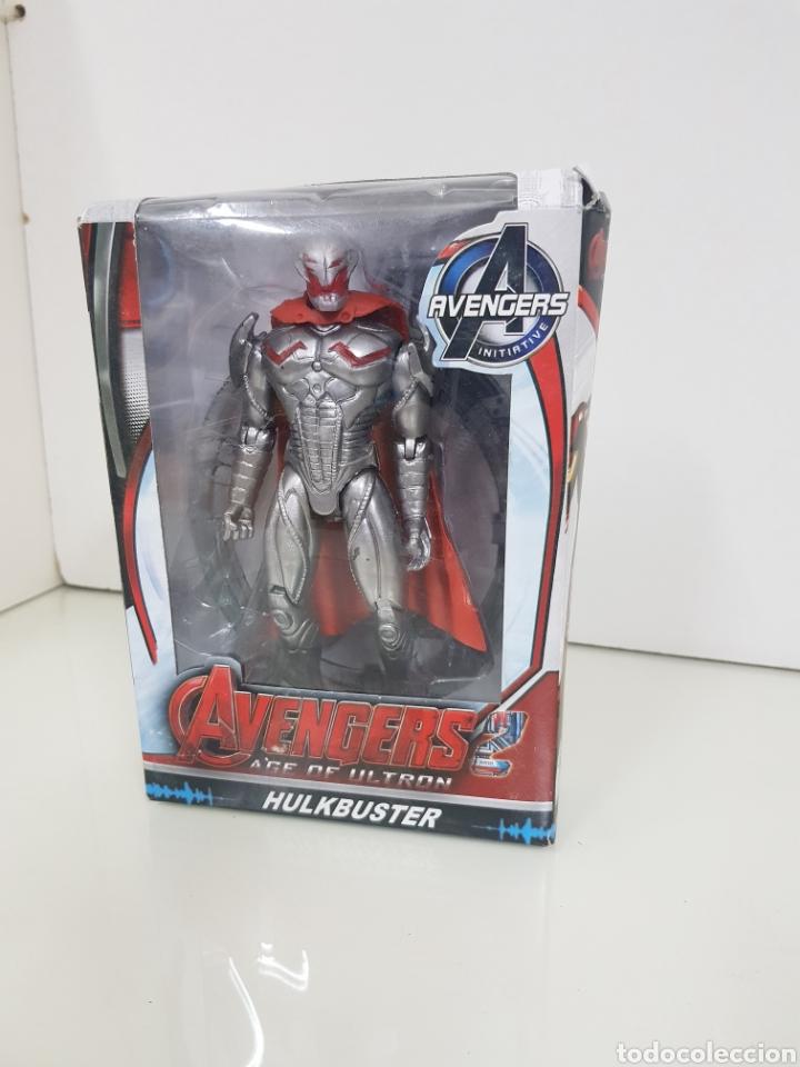 Figuras y Muñecos Marvel: The Avengers age of Ultron figura de acción Marvel Ultron de 17 cm - Foto 2 - 143388174