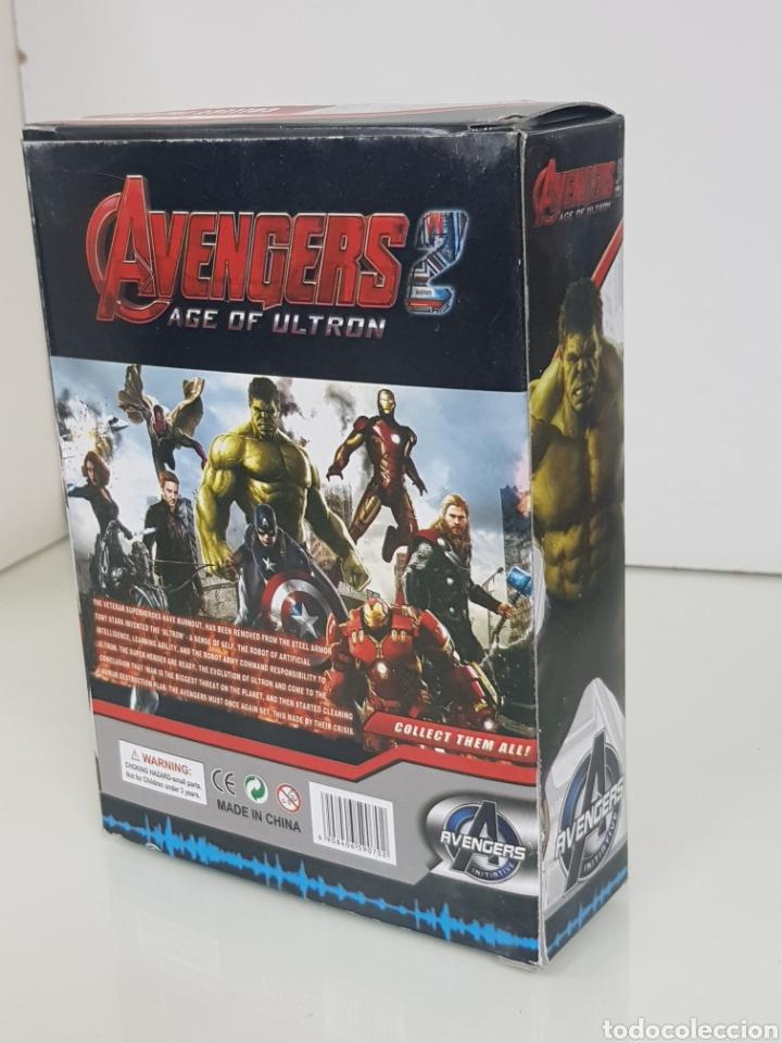 Figuras y Muñecos Marvel: Avengers age of Ultron figura de 17 cm con luz Hulk - Foto 3 - 143390908