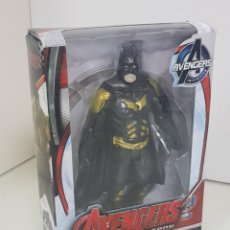Figuras y Muñecos Marvel: BATMAN COLECCIÓN AVENGERS AGE OF ULTRON DE 17CM CON LUZ. Lote 143574905