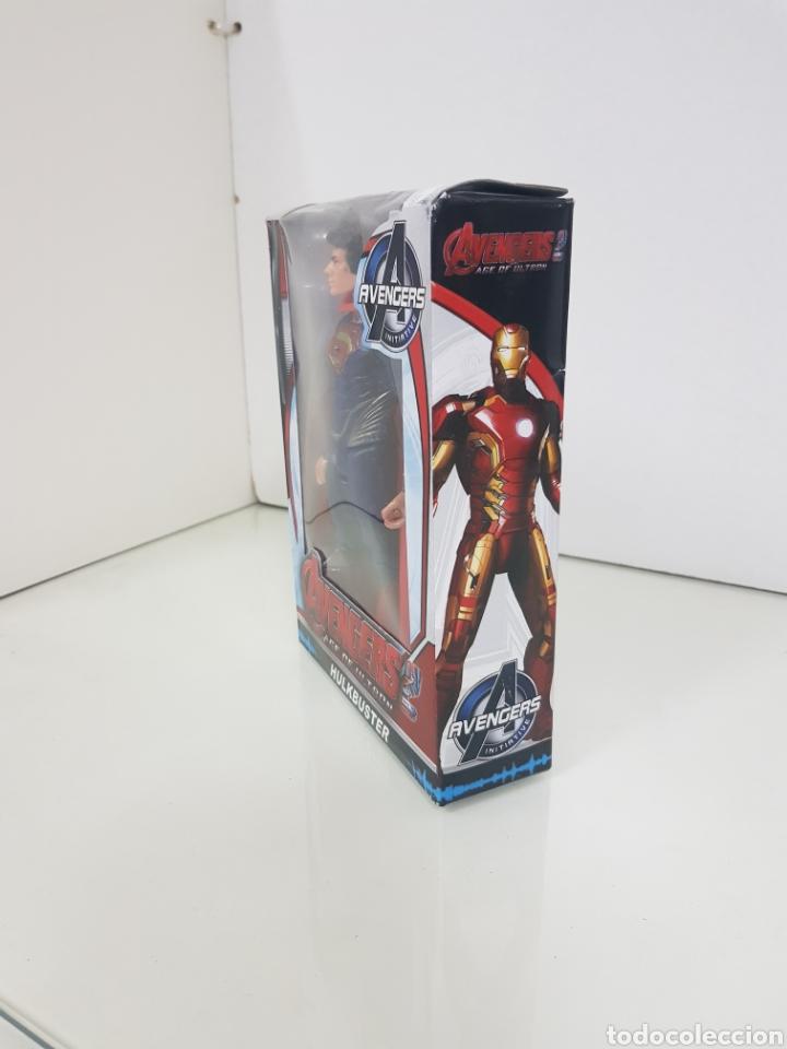 Figuras y Muñecos Marvel: SUPERMAN con luz avengers age of ultron de 17cms - Foto 3 - 143575464