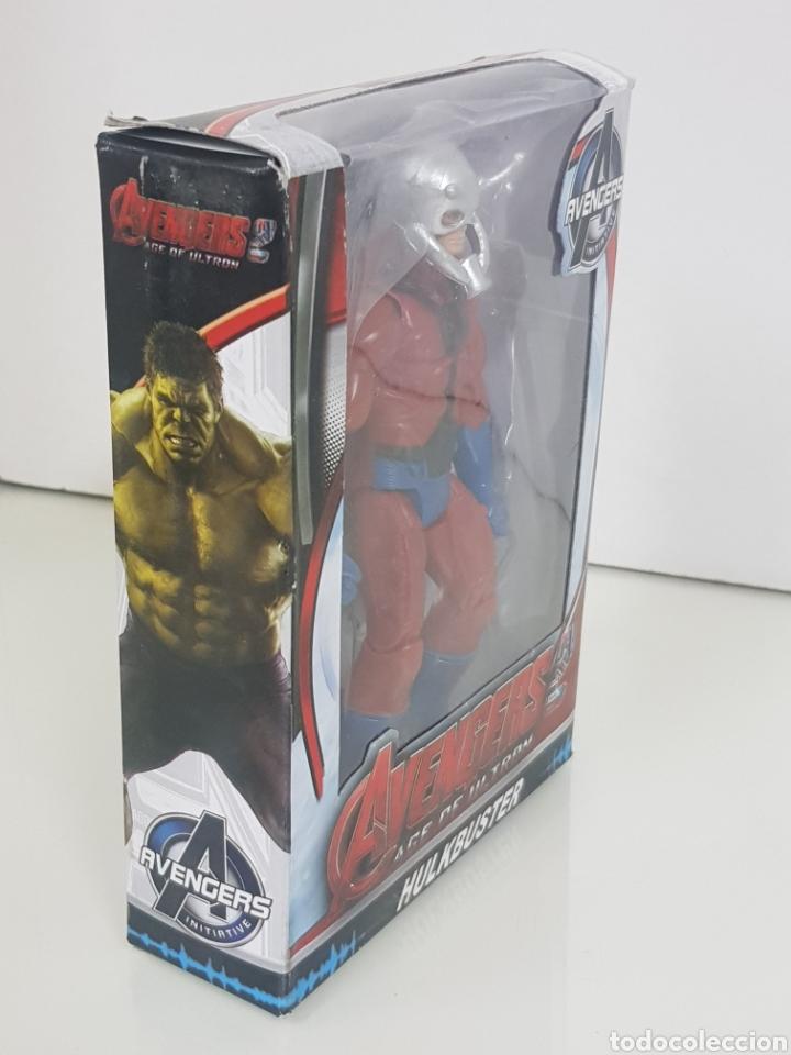 Figuras y Muñecos Marvel: ANT MAN figura avengers age of ultron de 17cms con luz - Foto 2 - 143577786