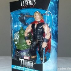 Figuras y Muñecos Marvel: MUÑECO FIGURA THE MIGHTY THOR MARVEL LEGENDS SERIES HASBRO NUEVO. Lote 143941950