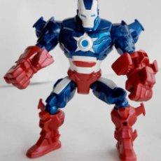 Figuras y Muñecos Marvel: FIGURA DE IRON MAN DE HASBRO MARVEL MIDE DE ALTO UNOS 14 CM. Lote 143996574