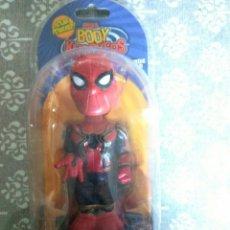 Figuras y Muñecos Marvel - Figura Iron SPIDERMAN avengers infinity war body knocker NECA - 144587248