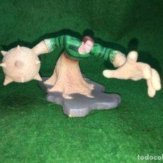 Figuras y Muñecos Marvel: FIGURA HOMBRE DE ARENA SPIDERMAN MARVEL 2011. Lote 144708882