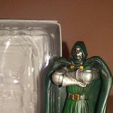Figuras y Muñecos Marvel: FIGURA PLOMO EAGLEMOSS MARVEL DR. DOOM. Lote 144953206