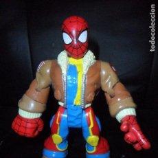 Figuras y Muñecos Marvel: SPIDER-MAN - SPIDERMAN & FRIENDS RESCUE HEROES - MARVEL 2002 TOY BIZ - 18CM. . Lote 145624066