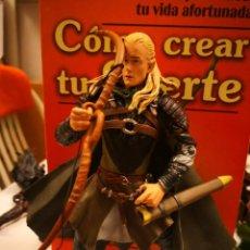 Figuras y Muñecos Marvel: FIGURA EL SEÑOR DE LOS ANILLOS DE 16CMS , MARCA MARVEL 2002.. Lote 145963038