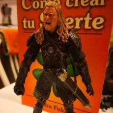 Figuras y Muñecos Marvel: LOTR FIGURA 15,5 CMS EOMER DE ROHAN EL SEÑOR DE LOS ANILLOS MARVEL NLP 2002 TOLKIEN. Lote 145967722