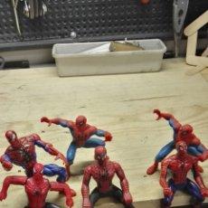 Figuras y Muñecos Marvel: LOTE SPAIDERMANS. Lote 147618980
