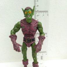 Figuras y Muñecos Marvel: FIGURA DE ACCIÓN DUENDE VERDE SPIDERMAN GREEN GOBLIN MARVEL 2004. Lote 175811288