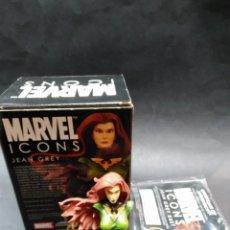 Figuras y Muñecos Marvel: JEAN GREY MARVEL ICONS DIAMOND SELECT BUSTO RESINA NUMERADA Y LIMITADA. Lote 148728902