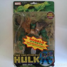 Figuras y Muñecos Marvel: MARVEL LEGENDS HULK CLASSIC WAR HULK. Lote 150572246