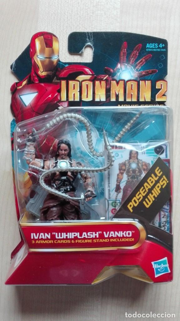 Ironman Poseable Ivan Figura Venta En Vanko 2 W Whiplash Vendido jUVLSzpqMG