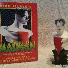 Figuras y Muñecos Marvel: BUSTO MADMAN (MIKE ALLRED) – BOWEN DESIGNS 1997.. Lote 151141426