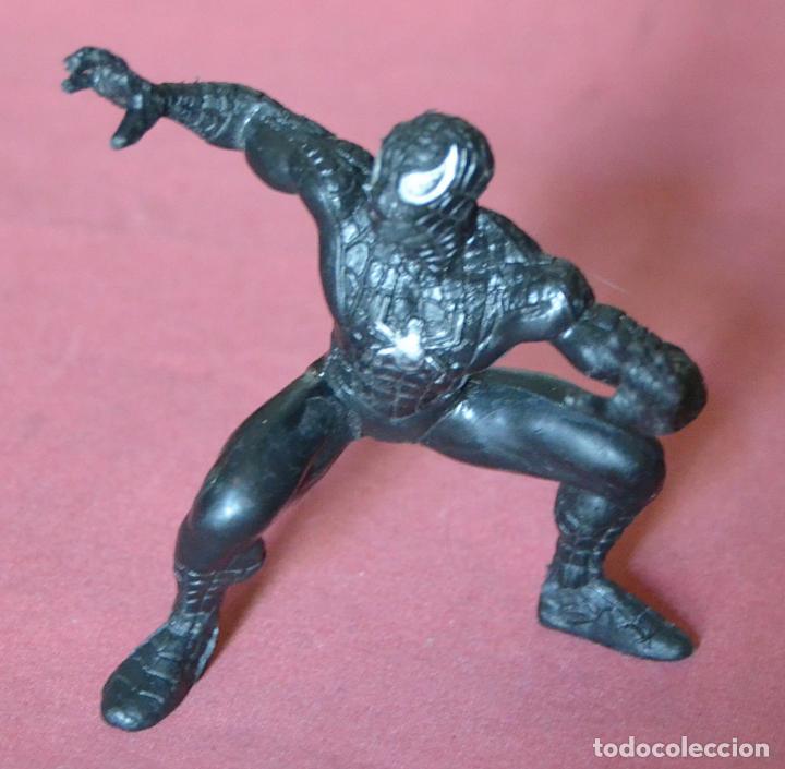 SPIDERMAN NEGRO - MARVEL - YOLANDA - 1996 (Juguetes - Figuras de Acción - Marvel)