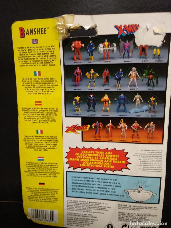 Figuras y Muñecos Marvel: X MEN BANSHEE - Foto 2 - 152354638