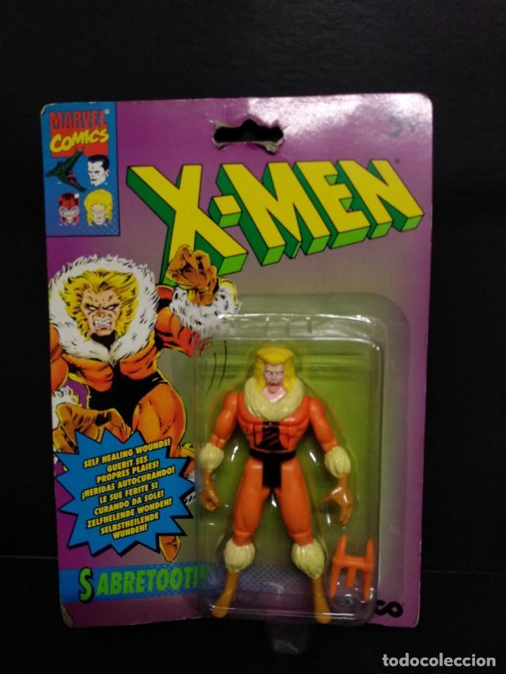 X MEN SABRETOOTH (Juguetes - Figuras de Acción - Marvel)
