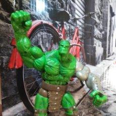 Figuras y Muñecos Marvel: GRAN FIGURA DE HULK,DE MARVEL LEGENDS FIN FANG FOOM,SERIES KING. Lote 152376130