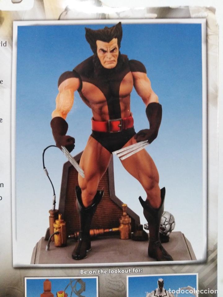 Figuras y Muñecos Marvel: Marvel Select - Unmasked Wolverine- Lobezno desenmascarado - X-Men. NUEVO A ESTRENAR. - Foto 4 - 152625142