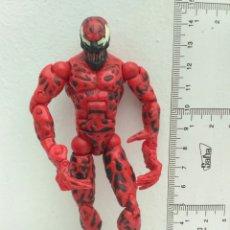 Figuras y Muñecos Marvel: FIGURA DE ACCIÓN ARTICULADA SPIDERMAN VENOM TOY BIZ 2006 CARNAGE. Lote 175810887