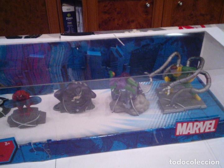 Figuras y Muñecos Marvel: SPIDERMAN - CONJUNTO DE 7 FIGURAS - DISNEY STORE- MARVEL - EXCLUSIVAS FIGURAS - NUEVO - Foto 3 - 155340830