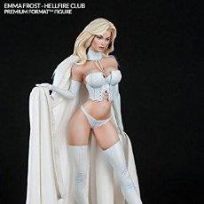 Figuras y Muñecos Marvel: EMMA FROST SIDESHOW ESTADO MUY BUENO COMO NUEVO MIRE MIS OTROS ARTICULOS PRECIO NEGOCIABLE . Lote 155347950