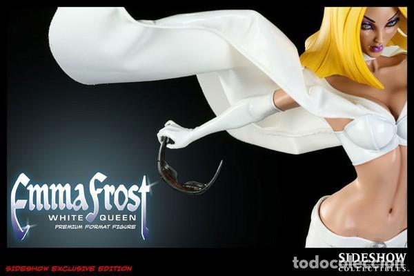 Figuras y Muñecos Marvel: EMMA FROST SIDESHOW EXCLUSIVE ESTADO MUY BUENO COMO NUEVO MIRE MIS OTROS ARTICULOS NEGOCIABLE - Foto 2 - 155350394