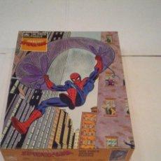 Figuras y Muñecos Marvel: SPIDERMAN - PUZLE ORIGINAL MARVEL - AÑOS 80 -BUEN ESTADO - COMPLETO - GORBAUD. Lote 155368842