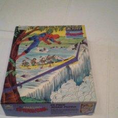 Figuras y Muñecos Marvel: SPIDERMAN - PUZLE ORIGINAL MARVEL - AÑOS 80 -BUEN ESTADO - COMPLETO. Lote 155368874
