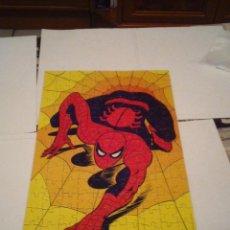 Figuras y Muñecos Marvel: SPIDERMAN - PUZLE ORIGINAL MARVEL - AÑOS 80 -BUEN ESTADO - COMPLETO - GORBAUD. Lote 155368930