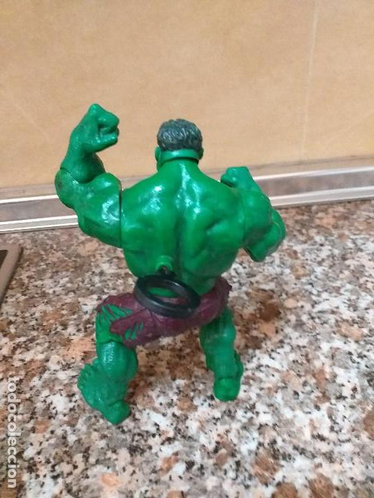 Figuras y Muñecos Marvel: Muñeco Hulk 2003 Marvel acuerda - Foto 2 - 155871610
