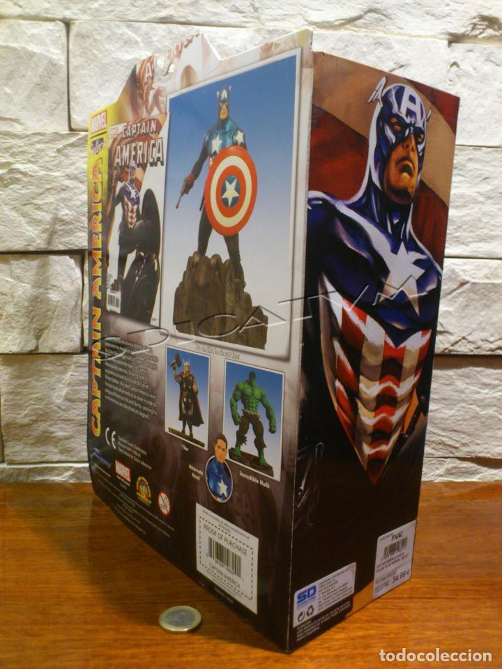 Figuras y Muñecos Marvel: MARVEL - DIAMOND SELECT - CAPITAN AMERICA - CAPTAIN - SPECIAL COLLECTOR EDITION - FIGURA - NUEVO - Foto 7 - 156104698