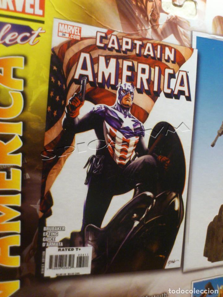Figuras y Muñecos Marvel: MARVEL - DIAMOND SELECT - CAPITAN AMERICA - CAPTAIN - SPECIAL COLLECTOR EDITION - FIGURA - NUEVO - Foto 13 - 156104698